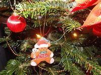 Petits sablés de Noël ( IG BAS)à la mandarine et cannelle