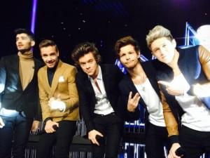 NRJ Music Awards 2014 one direction