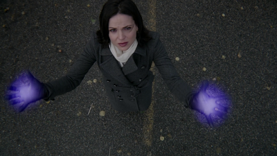 Les critiques // Once Upon a Time : Saison 3. Episode 11. Going Home.