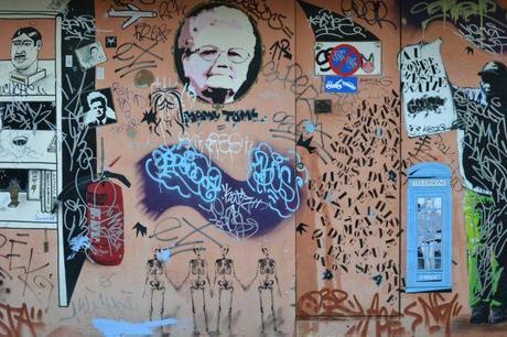 Murs peints Bruxelles
