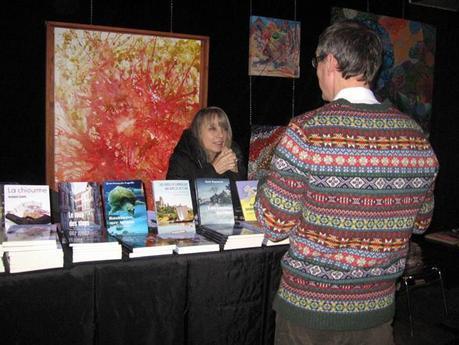 Plusieurs auteurs des Éditions Dédicaces ont participé au Bazar de Noël de la Fierté littéraire, le 14 décembre dernier, à Montréal