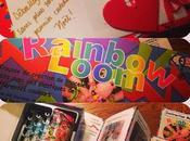 Cadeau créatif pour Noël: Rainbow Loom #TrouvaillesDeJulie