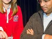 Echecs Londres Anand Kramnik