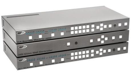 showimage GEFEN présente de nouveaux extendeurs KVM et processeurs vidéo