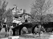 Exposition photographique plus beaux villages classés Aveyron Christian Bousquet Bazacle