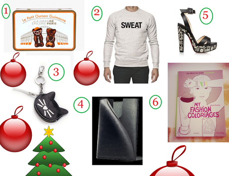SHOPPING LIST DE NOEL : ON CONTINUE ...
