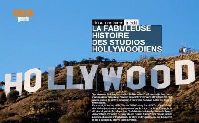 Fabuleuse histoire studios Hollywoodiens