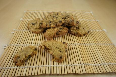 supercookies chocolat noir noisettes fleur de sel