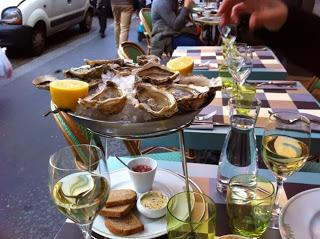 Comme une envie de fruits de mer