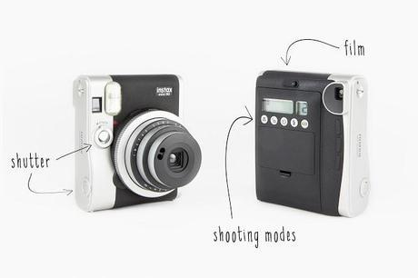 Geek Low-Fi : Instax Mini 90