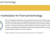 place marché d'applications financières
