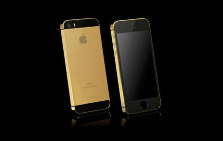 Image goldgenie iphone 5s gold black 550x349   iPhone 5s Edition Gold