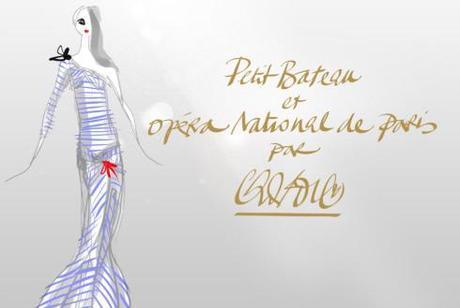 Sortie de la collection Christian Lacroix X Opéra de Paris pour Petit Bateau - Charonbelli's blog mode