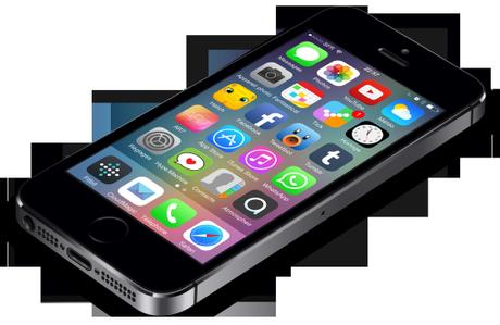 Exemple d'un des wallpapers en « live » sur iphone 5S.