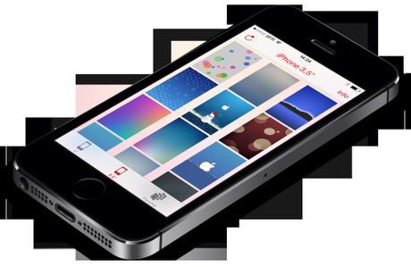 les wallpapers pour iphone 3G, iphone 3GS et ipod touch ancienne génération.