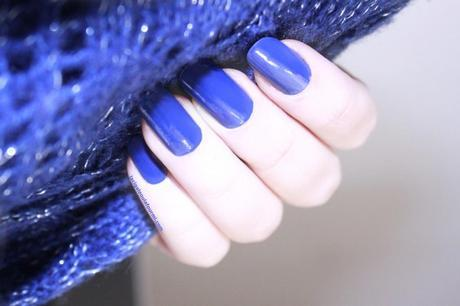 beautynails, BNA, bleu skinny, vernis