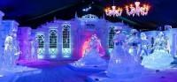 Festival de Sculpture de Glace et de Neige Bruges 2013 : La Reine des Neiges - Fête