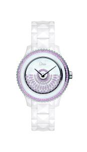 DIOR VIII GRAND BAL MODELE RESILLE - SAPHIRS ROSES 33 MM