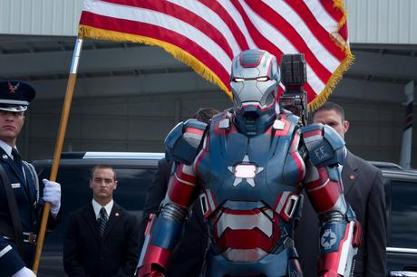 Iron Patriot sera dans Avengers 2