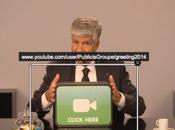 voeux 2014 Maurice Lévy sont ligne (Publicis)