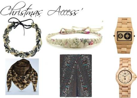 Christmass access Whishlist