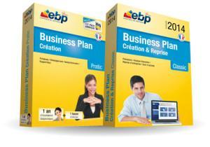 EBP Logiciel Business Plan version 2014