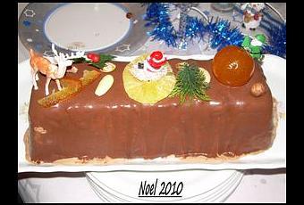 Nougat Glace Au Chocolat Calissons Et Fruits Confits A Decouvrir