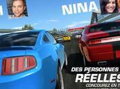 Real Racing iPhone, introduction mode Multijoueur temps réel...