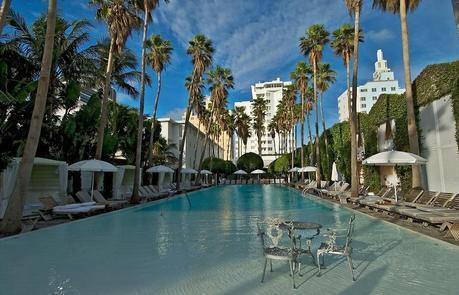 Les 22 plus belles piscines d'hôtel au monde
