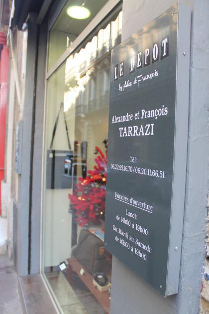 LE DEPOT -  9, rue Edmond Rostand, 13006 Marseille
