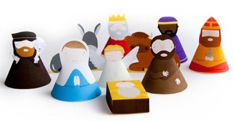 Blog_Paper_Toy_papertoys_Nativity_Set_Marloes_de_Vries