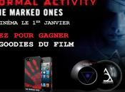 Concours Paranormal Activity Marqued