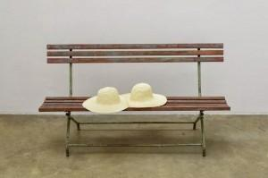 Capello per due, 2013 Mona Hatoum