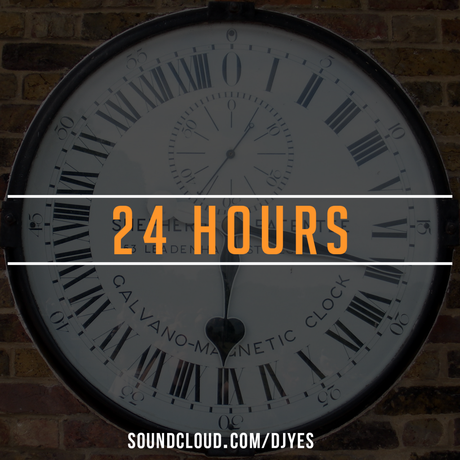 Dj Yes – 24 Hours [Beat-tape]