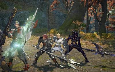 Mon jeu du moment: Final Fantasy XIV A Realm Reborn