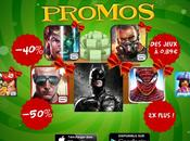 Gameloft annonce promos Noël iPhone...