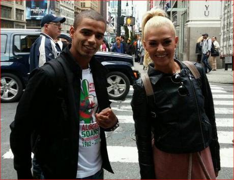 Brahim et Katrina, l'autre couple de DALS ? (Public, Voici)