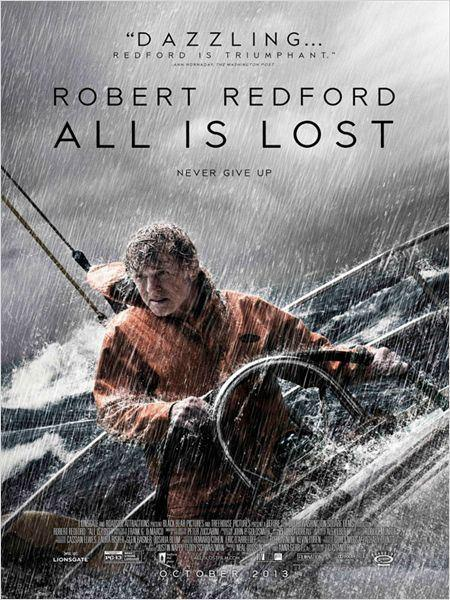 Cinéma : All is Lost