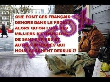 Non, les étrangers ne piquent pas les logements des Français et des SDF #desintox