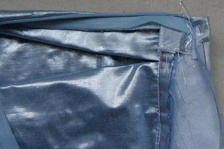 sew along jupe plis creux finition ceinture 3 Sew along de la jupe à plis creux   jour 5 : les finitions