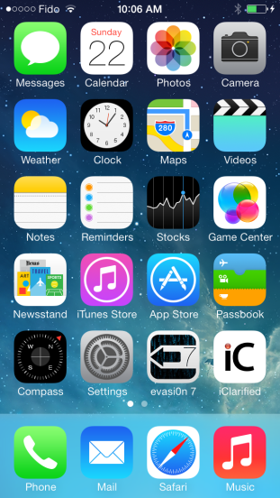 iPhone 4s iphone 5s jailbreak ios 7