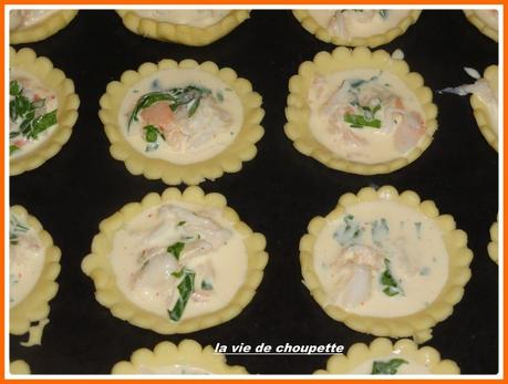mini quiches au crabe-16
