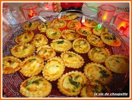 mini quiches au crabe-21