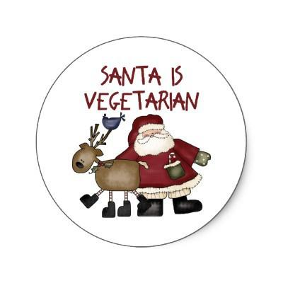 christmas_santa_is_vegetarian
