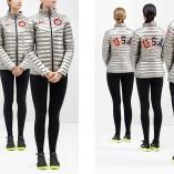 Nike présente sa collection podium pour Sotchi
