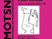 Gagnez places pour l'Hommage Cocteau Théâtre Palais-Royal