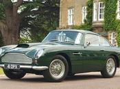 Aston Martin Histoire d'une belle anglaise