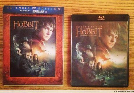 Blu-Ray Le Hobbit Trilogie