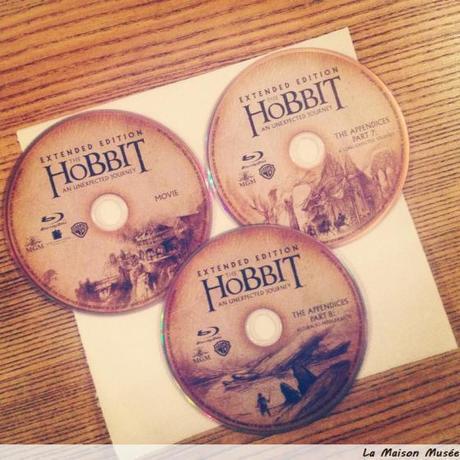 Le Hobbit Contenu Version Longue