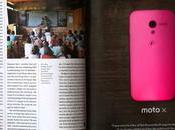 nouvelle interactive Motorola